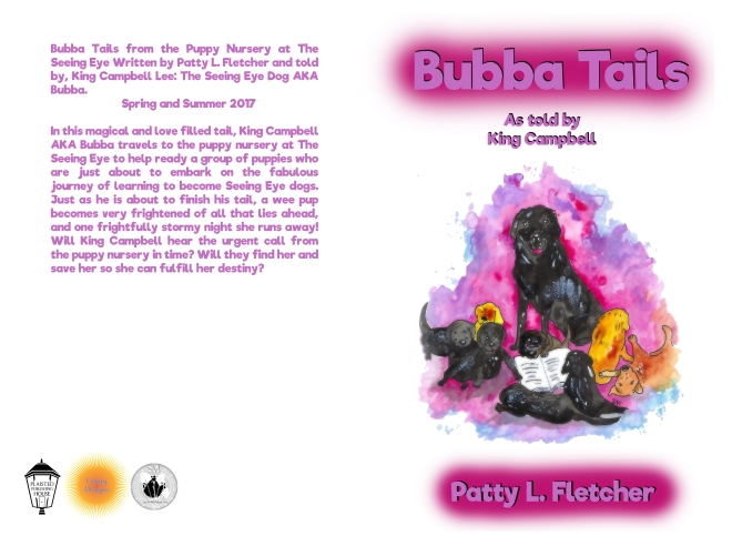 Bubba Tails Wrap 6x9