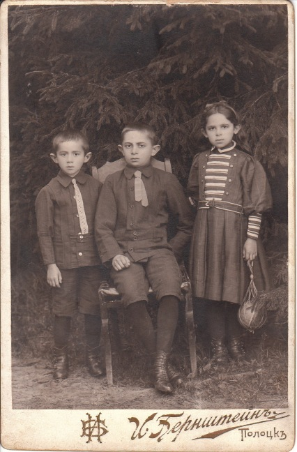 black and white of unhappy children