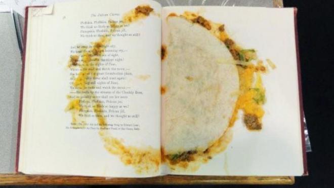 taco in book