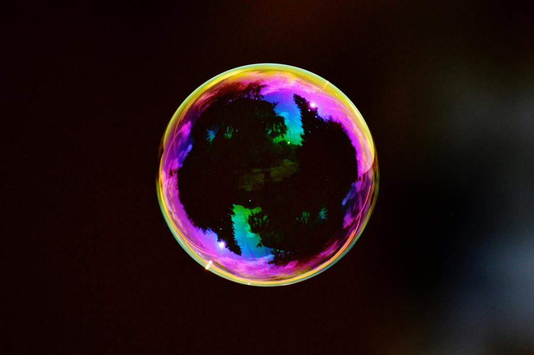 ball-black-bubble-colorful-35016